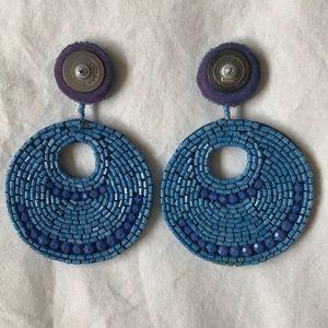 Kenneth Jay Lane Jewelry - Kenneth Jay Lane bead earrings